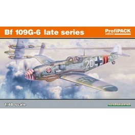 Bf 109 G-6 Late Series Profipack 1/48