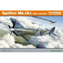 Spitfire Mk.IXC Late Version Profipack Edition 1/72