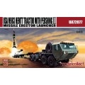 USA M983 HEMTT Tractor with Pershing II Missile Erector Launcher