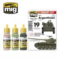 AFV Argentinian Colors Smart Set