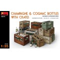 Champagne & Cognac with Crates