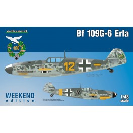BF 109G-6 ERLA WeekEnd