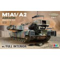 M1A1/A2 Abrams with Full Interior (2 in 1)