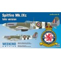 Spitfire Mk.IXC Late Version Week-End 1/72
