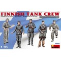 Finnish Tank Crew (5 fig.)