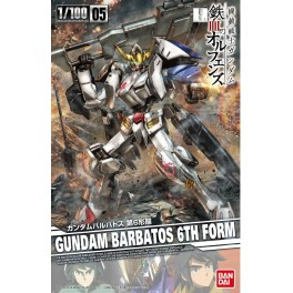 Gundam Barbatos 6th Form RE 1/100
