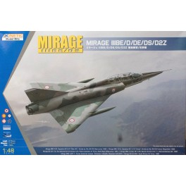 MIRAGE III BE/D/DS