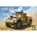 French Light Armoured Car AML-60