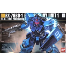 BLUE DESTINY UNIT1 EXAM HG 1/144