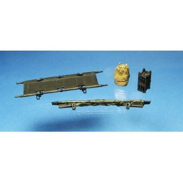 Military Stretchers Set
