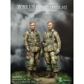 WW2 US Paratrooper Set