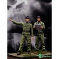 WW2 German Panzer Crew Set
