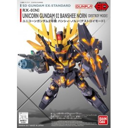 EX STD 015 Unicorn 2 Banshee SD
