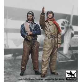 German Fighter Pilot Set 2