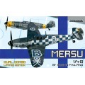 Mersu Bf109G in Finland Dual Combo Limited Edition