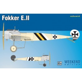 Fokker E.II Week End Edition