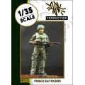 French ISAF Soldier (1 figure)