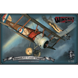 "Sopwith F1 Camel ""Clerget"""