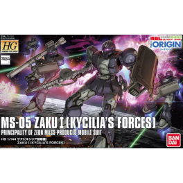 ZAKU (Kycilia's Forces) HG 1/144