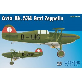 AVIA BK-534 GRAF ZEPPELIN Week End