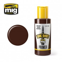 One Shot Primer - Brown Oxide Primer