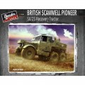 British Scammell Pioneer Recovery SV-2S