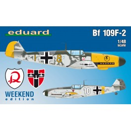 BF 109F-2 WeekEnd