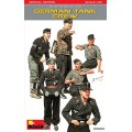 German Tank Crew Special Edition (5 Figs.)