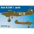 Avia B.534 I. serie Week End