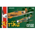 Afrika Dual Combo Bf 109F-4 Bf 109G-2 Limited Edition