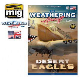 The Weathering Aircraft DESERT EAGLES (ENGLISH)
