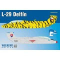 L-29 Delfin Week-End 1/48