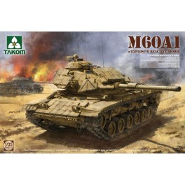 M60A1 with ERA
