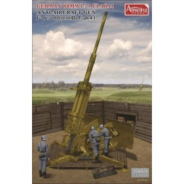 German 88MM L71 Flak41 Anti-Aircraft Gun