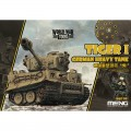 German Tiger I - World War Toons Serie