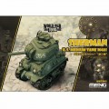 US Sherman M4A1 - World War Toons Serie