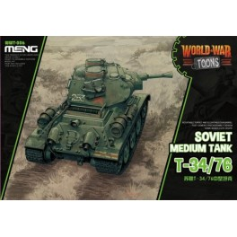 Russian T34 - World War Toons Serie