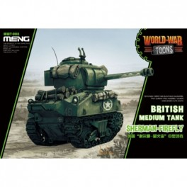Sherman Firefly - World War Toons Serie