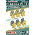 WWII German Jerry Can & Jerry Can Water Set