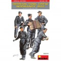 "German Tank Crew ""Normandy 1944"" (5 Figs.)"