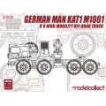 German MAN KAT1 M1001 8X8 Hight Mobility Off-Road Truck