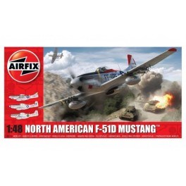 North American F51-D Mustang