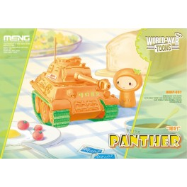 Panther Pinky - World War Toons Serie