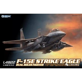 F-15E Strike Eagle Dual-Roles Fighter