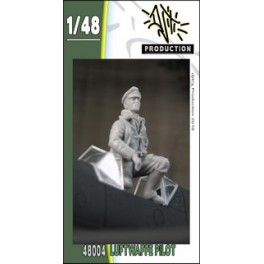 Luftwaffe Pilot (1 figure)