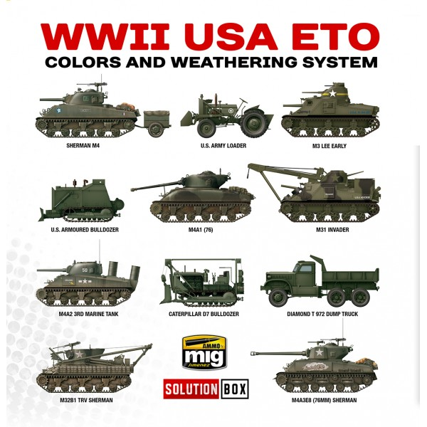 ammo of mig,weathering,air weathering set