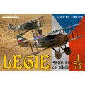 Legie - SPAD XIII CS. PILOTU Limited Edition 1/72