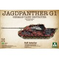 JagdPanther G1 Late Production Sd.Kfz.173 German Tank Destroyer Late Production