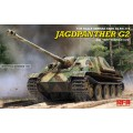 Jagdpanther G2 with full interior & workable tracks