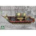 Bergepanther Ausf.G German Armored Recovery Vehicle Sdkfz 179